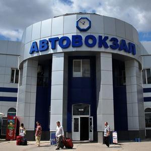 Автовокзалы Тюмени