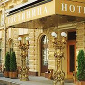 Гостиницы Тюмени