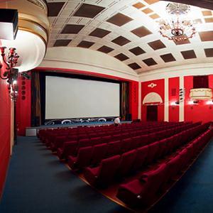 Кинотеатры Тюмени