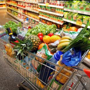 Магазины продуктов Тюмени