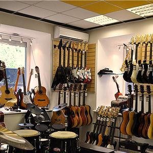 Музыкальные магазины Тюмени