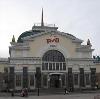 Железнодорожные вокзалы в Тюмени