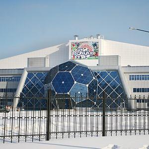 Спортивные комплексы Тюмени